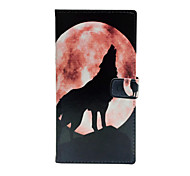 Moon Wolf PU Leather Around Open Holster for  iphone 7plus 7 6Splus 6S 6Plus 6 SE 5S 5