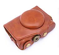 Недорогие -dengpin® пу кожаный чехол для камеры сумка чехол для Canon Powershot sx720 sx720 вс (ассорти цветов)
