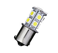 cheap -2 X White 1156 BA15S 13-SMD 5050 LED Light bulbs Turn Signal Backup Reverse