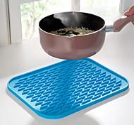 1pc европейская анти горячая водонепроницаемая изоляционная прокладка кухонные принадлежности