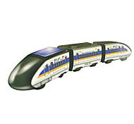 Недорогие -Игрушечные машинки Игрушки на солнечной батарейке Игрушки для изучения и экспериментов Поезд Игрушки Солнечная батарея Своими руками Шлейф