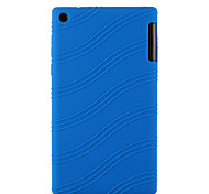 For Lenovo tab2 A7-20 Soft Cover Protective silicone Case For Lenovo Tab 2 A7-20F / A7 20F Case