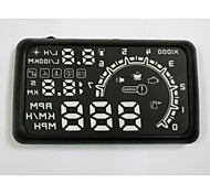 Hud display car HUD Head Up Display car hud Car Styling Speeding Warning System Good quality 5.5 inch OBD2 Interface