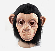 Cosplay Men Women Latex Monkey Masks Party Ball Rubber Full Face Mardi Gras Mask Costume Halloween Ball Latex Mask