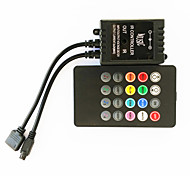 ZDM® 20 Key 70W Infrared Music LED Controller for LED RGB Strip Lights (DC12-24V)
