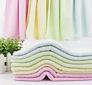 Полотенце для рук,Однотонный Высокое качество 100% бамбуковое волокно Полотенце