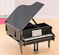 cheap -DIY Cardboard Desktop Storage Box(Piano)