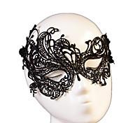 Недорогие -moge европейская и американская мода сексуальная кружевная маска домашний декор