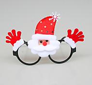 детские Рождественский подарок фестиваль украшения очки