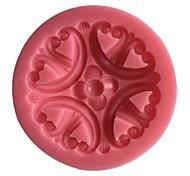 Недорогие -1 Выпечка 3D / Высокое качество / Экологичность / Новое поступление / Украшать торта Торты Пластик Формочки для выпечки