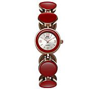 SOXY® Fashion Women's Business Dress Watch Ladies' Alloy Blue Ray Glass Analog Quartz Bracelet Watch