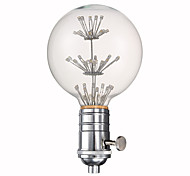 YouOKLight E27 G80 3W Color lamp envelope Decorative Bulb and lamp holder combination sell 220V