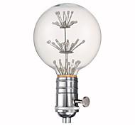 color de la lámpara 3w e27 g80 youoklight sobre del bulbo de la lámpara decorativa y titular de la combinación 220v venta