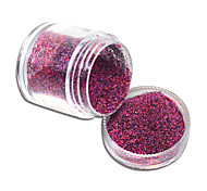 10g Shining Sugar Glitter Dust Powder Nail Art Decoration Acrylic Nail Glitter Powder #533-542