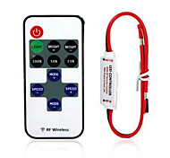 12A Single color LED strip Dimmer RF Wireless Remote Controller for 3528 2835 5050 5630 5730 Led Tape