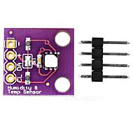 GY-213V-SI7021 Digital Humidity Temperature Sensor Module - Purple