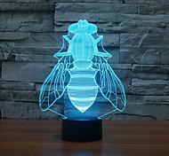 baratos -1 Pça. Luz de Natal Luz de Decoração Luzes de Presença Sensor Regulável Impermeável Cores Variáveis LED Moderno/Contemporâneo