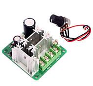 Pwm DC 6v90v переключатель управления частотой вращения двигателя 15а