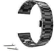 cheap -Watch Band for Huawei Watch Withings Activité Withings Activité Pop Withings Activité Steel Huawei Withings Classic Buckle Stainless Steel