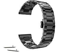 18мм из нержавеющей стали бабочки пряжки ссылку группы часы для Withings деят деят поп или деят стали и часы группы компании Huawei