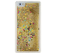 cheap -For Huawei P9 P8 Lite Cover Case Glitter Powder Small Fresh Quicksand TPU Material Phone Case
