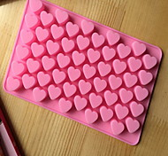 cheap -Bakeware Silicone Heart Shaped Baking Molds for Chocolate CM-87