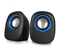 D05  Hot Computer Mini Speaker Stereo Portable Notebook Desktop Laptop USB Speakers