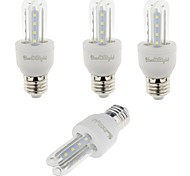 E26/E27 LED Corn Lights T 16 leds SMD 2835 Decorative Warm White Cold White 210lm 3000/6000K AC 85-265V