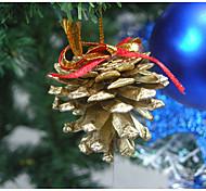 1 комплект из 9 штук искусственных эмульсионных конусов украшение елки