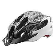 Недорогие -Мотоциклетный шлем CE Велоспорт 18 Вентиляционные клапаны Регулируется One Piece Вуаль Горные Спорт Молодежный Горные велосипеды