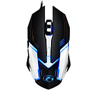 Estone iMice V6 PC Computer Mouse 3200DPI Led Optical 6D USB Wired game Gaming Mouse Gamer Lighting Mouse