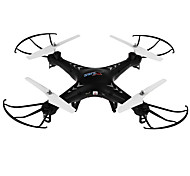 Drone SJ  R/C X300-1 4CH 6 Axis With 0.3MP HD Camera One Key To Auto-Return Headless Mode 360°RollingRC Quadcopter Remote