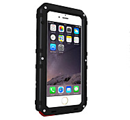 Four anti-phone Shell Case Protective Bumper Cushion With Built-in Screen Protector Dirt/Dust Proof Snowproof Shockproof Case for iPhone 7/7plus