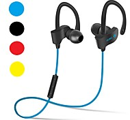 SZKINSTON Earbud Stereo High-quality Bluetooth4.1 Waterproof Hanging Ear Headset with Mic Handsfree Call Function Volume Control Sports Headphone