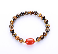 Men's Women's Strand Bracelet Yoga Bracelet Amber Turquoise Jewelry For Party Birthday Congratulations Business Gift Casual