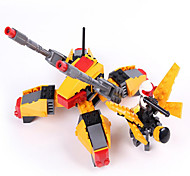 GUDI Action Figures & Stuffed Animals Building Blocks Balls Toys Tank Boys' Girls' Pieces