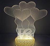 Недорогие -лучший подарок для детей любят дизайн 3D-эффект водить ночи свет