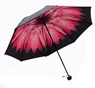 Розовый Складные зонты Зонт от солнца Plastic Аксессуары на коляску