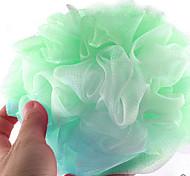 baño color de baño cepillo de baño necesaria precioso de flores de la bola del baño del color (colores aleatorios)