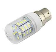 cheap -B22 LED Corn Lights T 27 SMD 5730 280 lm Warm White Cold White K Decorative V