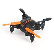 Дрон 10.2 CM 6 Oси 2.4G С камерой Квадкоптер на пульте управленияLED Oсвещение Авто-Взлет Отказоустойчивость Прямое Yправление Полет C