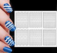 88pcs различные размеры профессиональная модель решений ногтей инструмент # 03