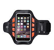 L Armband Cell Phone Bag for Racing Cycling/Bike Running Jogging Sports Bag Wearable Touch Screen Phone/Iphone Luminous Running Bag
