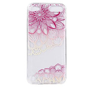 National Flower TPU Case for Touch5 6 iPod Cases/Covers iPod Accessories