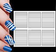 Недорогие -90pcs различные размеры профессиональная модель решений ногтей инструмент # 01