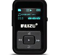 RUIZU MP3 MP3 WMA WAV FLAC APE Литий-ионная аккумуляторная батарея