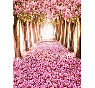 Flower Tree  Background Photo Studio  Photography Backdrops 5x7FT