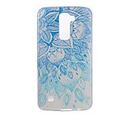 cheap -Case For LG G3 LG K8 LG LG K10 LG K7 LG G5 LG G4 Pattern Back Cover Mandala Soft TPU for LG V20 LG V10