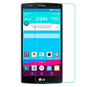 Explosion Proof Premium Tempered Glass Film Screen Protective Guard 0.3 mm Toughened Membrane Arc For LG G4