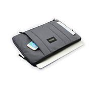 Британский стиль ноутбук сумка текстильная портативный мешок моды для MacBook 13 дюймов или меньше